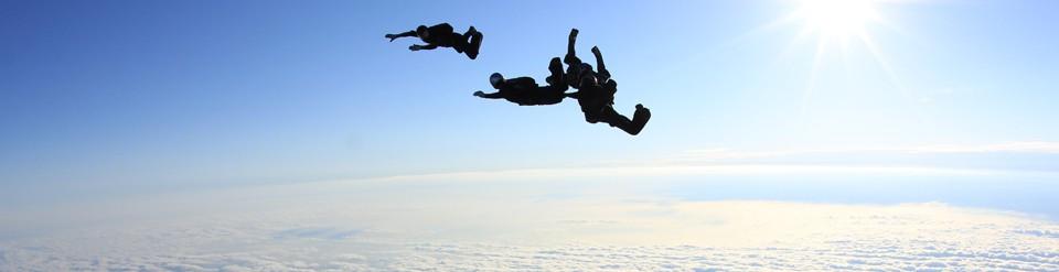 Магаданский спортивный парашютный клуб